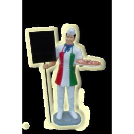 Display pubblicitario 3D