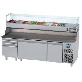 Tavoli Refrigerati GN 1/1