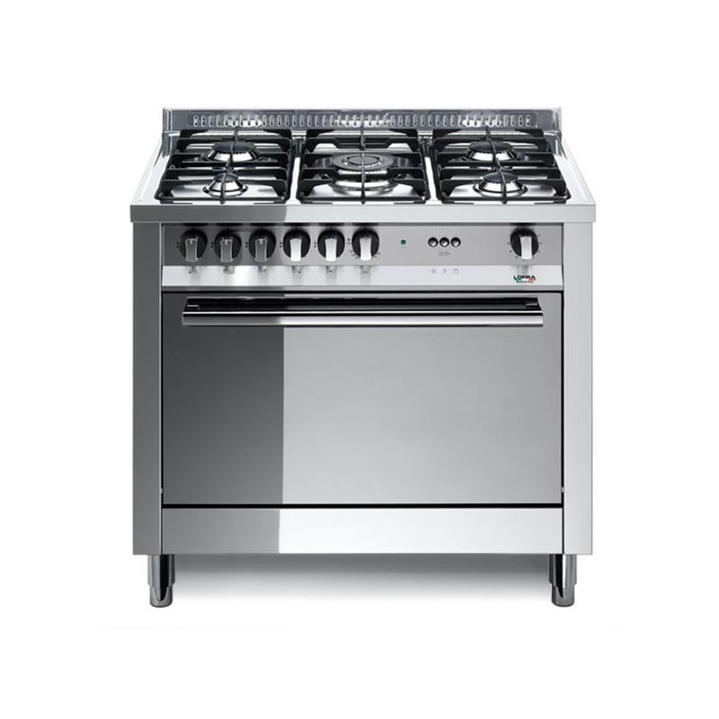 Cucina a gas forno elettrico tm9000 sa - Cucine offerte speciali ...