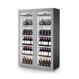 Armadio frigo per Vini 2V