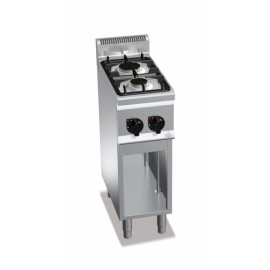 Cucina 2 Fuochi a Gas su Vano