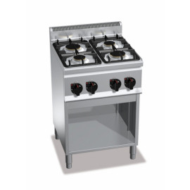 Cucina 4 Fuochi a Gas su Vano
