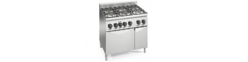 Cucine a Gas mm 600x60 L.I.