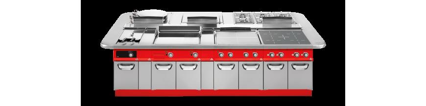 """Cucine Elettriche mm 800x900 """"S"""""""
