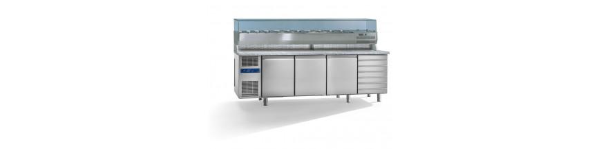 Tavoli frigoriferi pizzeria - EN 60x40