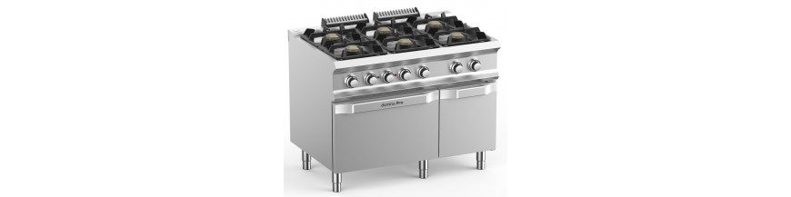Cucine a gas - TM 9000 SA